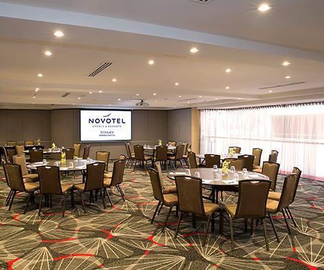 The Novotel Sydney Parramatta